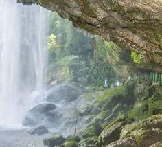 Cascadas de Misol-Há - Palenque Chiapas