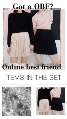 """OBF"" by anne-a-awesome ❤ liked on Polyvore featuring art"