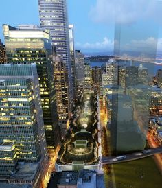Architizer Blog » Best POPOS Ever: Giant Rooftop Park Planned For San Francisco's Transbay Center