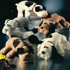 Pound Puppies.