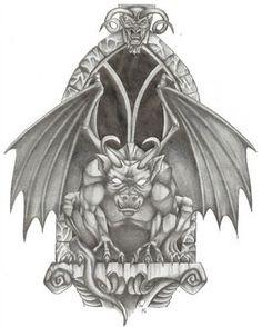 Gargoyles protect your home