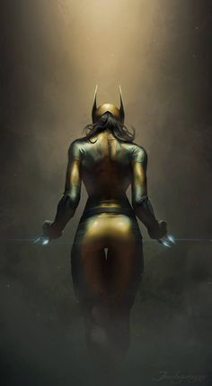 All New Wolverine by JeeHyung Lee...... !!!!