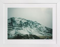 A Snowy Pass by Casey Fyfe at minted.com