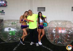 El Fútbol Burbuja, Bubble Football y/o Bubble Soccer, se juega dentro de una burbuja! Disfruta de un momento lleno de risas, choques y mucha Alegría.  www.bumperzcolombia.com  info@bumperzcolombia.com  https://www.facebook.com/BumperzColombia/  https://www.instagram.com/bumperzcolombia/