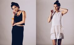 Recycled Eileen Fisher fashions