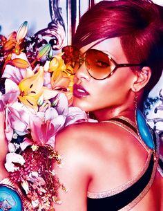 Rihanna / Interview Magazine / Photography Mikael Jansson