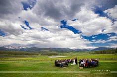 Devils Thumb Ranch Wedding Tabernash Colorado