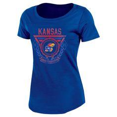 NCAA Kansas Jayhawks Women's T-Shirt -