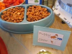 Honey Roasted Peanut Puppy Chow!