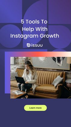 Whether your business is big or small, Instagram has the power to amplify it to new levels. Here are 5 key tools to help grow your Instagram following today. Dog Tags Pet, Apartment Decorating On A Budget, Iphone Mobile, Garden Doors, Baby Dragon, Skills To Learn, Aesthetic Indie, Marketing Plan, Funny Texts