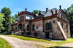 Ujazd - pałac