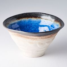 This big bowl is weird and beautiful at the same time. We have it not only in this Coblat Blue, but in Sky Blue version too - and both are on SALE and we will not re-stock them anymore. - #mijeurope #madeinjapan #madeinjapaneurope #madeinjapantableware #japan #design #ceramics #tableware #picoftheday #chefsplateform #chefs #chefstalk #chefsroll @chefstalk @chefsroll @_artofplating #beautifulcuisines #tableware #eeeats #chefsplateform #chefslife #beautifulcuisines #instafood #picoftheday #bowl Japanese Nature, Deep Forest, Japan Design, Big Bowl, Ceramic Bowls, Cobalt Blue, Chefs, Earthy, Weird