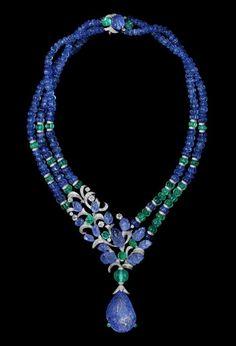 Tutti Frutti Jewelry Cartier