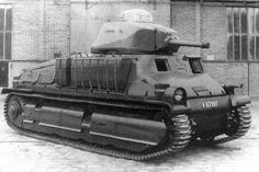 Somua S 35 ковалерийский  средний танк