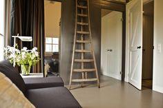 ONDER DEN PEERENBOOM: Living B&B Appartement Rootland. 1 b&b room and 2 b&b apartments. Very nice design!  | Benschop (UT)