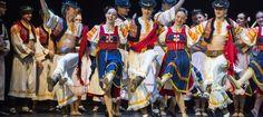Slovakia -folklórny súbor Lúčnica + video                Pre Slovensko mal tohtoročný Deň OSN osobitnú príchuť, keďže sa v utorok na oslavách tohto sviatku po prvý raz v dejinách OSN predstavili aj slovenskí umelci.