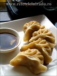 Yaki-gyoza Japanese Food, Asian Recipes, Waffles, Breakfast, Morning Coffee, Asian Food Recipes, Waffle, Morning Breakfast