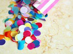 DIY Confetti Ideas | Handmade Wedding | DIY Wedding | Rainbow Confetti | Floral Confetti Confetti Ideas, Diy Confetti, Handmade Wedding, Diy Wedding, Wedding Day, Sprinkles, Make It Simple, Rainbow, Floral