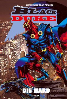 """Un projet sur un personnage du Golden age """"The Black Duke"""" Comic Books, Comics, Art, Persona, Art Background, Kunst, Cartoons, Cartoons, Performing Arts"""