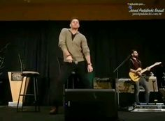 To watch later when have time Jensen Ackles, Supernatural Fans, Supernatural Cosplay, Supernatural Convention, Jared Padalecki, Misha Collins, The Last Question, Winchester Boys, Superwholock