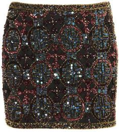#Topshop                  #Skirt                    #Embellished #Skirt       Embellished Skirt                                   http://www.seapai.com/product.aspx?PID=580432