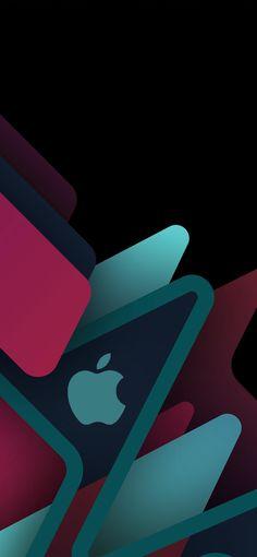 Apple Iphone Wallpaper Hd, Walpaper Iphone, Iphone Wallpapers, Apple Logo, Mobile Wallpaper, Sick, Walls, Logos, Photography