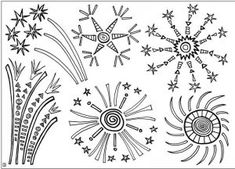You can have Fourth of July fun all year long with this Printable Fireworks Coloring Sheet. Everybody loves the sparkle and excitement of fireworks. Your kids can recreate that magic with this free printable coloring page. Free Coloring Sheets, Free Printable Coloring Pages, Coloring Pages For Kids, Coloring Books, Free Printables, Fireworks Craft, Fourth Of July, Camping Coloring Pages, Mandalas
