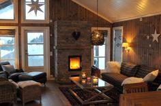 Mountain cabin with great #skiing, #mountain walking and fishing - You choose! #norway #rauland #homeexchange