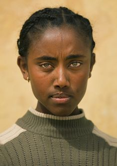 Woman from Dekemhare, Eritrea  NEGRITOS Negro black beauty beautiful afro