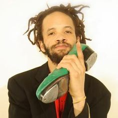 Tap dancer Savion Glover