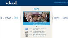 VK.nl Samsung Smart TV app