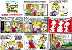 Dennis the Menace for 4/26/2015
