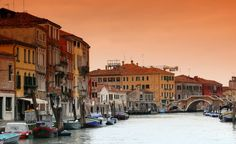 Venice: Tre archi