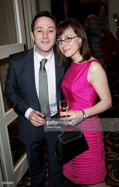 Actor Reece Shearsmith and his guest attend a drinks reception prior to the Sony Ericsson Empire Awards 2008 at the Grosvenor House Hotel on March 2008 in London, England. Steve Pemberton, Reece Shearsmith, League Of Gentlemen, Mark Gatiss, Film Awards, Gentleman, Sony, Empire, Reception