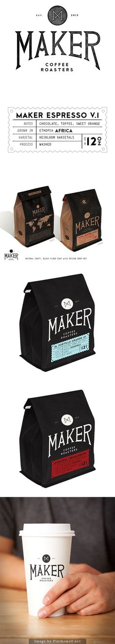 Maker Coffee Roasters by Made Shop: