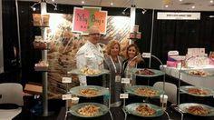 Delicious biscotti bites from @MyBoysBaking at booth 5055 #SFFS15 @tradePA @craftcarejoy #WorldTradeCenterHarrisburg