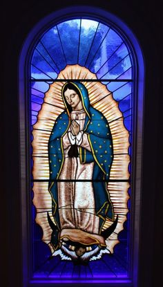 Our Lady of Guadalupe by greta