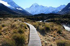 National Parks - Aoraki Mount Cook