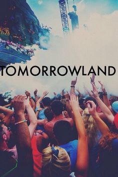 TOMORROWLAND IS LOVE
