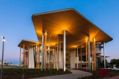 bond university's 'abedian school of architecture' completed by CRAB studio in queensland, australia