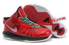 watch 1e12e 35a29 Nike Zoom LeBron 8 V2 Christmas 2011 Stoplight Pack James Shoes, Lebron  James, Sport