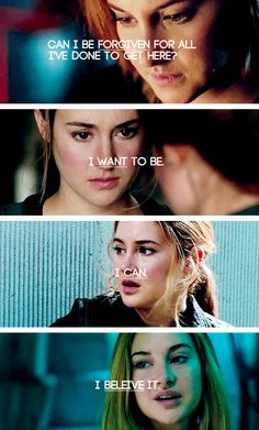 final words ; tris prior