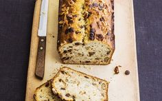 Jane Hornby shares a foolproof recipe for banana bread with dark chocolate   chips, maple syrup and crunchy walnuts