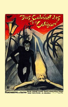 1000+ images about The Cabinet of Dr Caligari on Pinterest ...