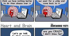 Heart Vs Brain - Imgur