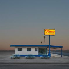 By digitally singling out old and neglected building across the western United States, photographer Ed Freeman challenges us todiscover these architectural structures with fresh eyes. It's a series so brilliantly executed. Turns out, beauty was in front of us this entire time.