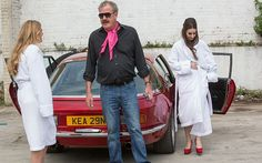 Jeremy Clarkson 'in talks' to launch Top Gear rival called House of Cars - Telegraph