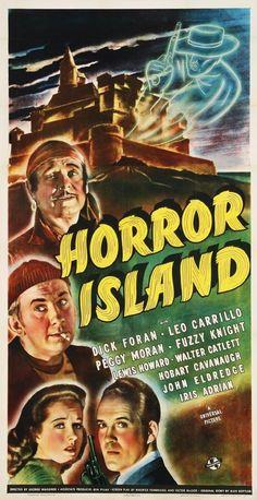 Horror Island - 1941