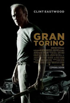 Gran Torino (2008)  Even though I've enjoyed this movie and I think cried watching it, I wrote a paper on how it was racist. It wasn't a very good paper but the movie is pretty racist as was its production.