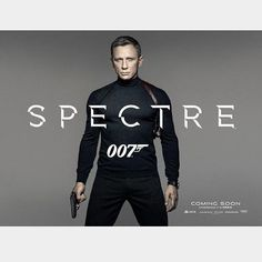 """""""Off to see #spectre tonight! Can't wait, but more jealous of Daniel Craig's cashmere roll neck. #jamesbond #007"""" Photo taken by @pete_mart on Instagram, pinned via the InstaPin iOS App! http://www.instapinapp.com (10/26/2015)"""